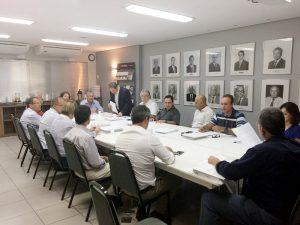 reunião sinduscons