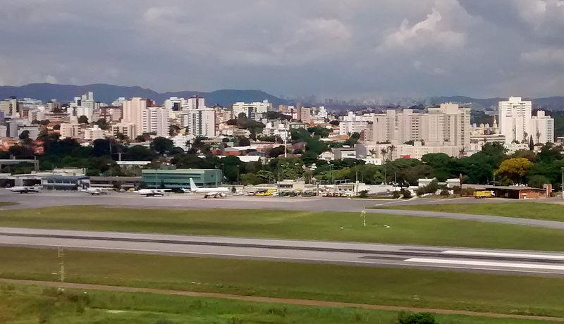 Aeroporto Em Belo Horizonte Proximo Ao Centro : Sinduscon mg debate restrições de altimetria em evento